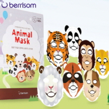 BERRISOM Animal Mask 7Series-1Set 175ml,Berrisom