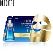 BRTC Blue Phyto Complex Gold Foil Mask 2 Step 5ea,Own label brand