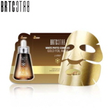 BRTC White Phyto Complex Gold Foil Mask 2 Step 5ea,Own label brand