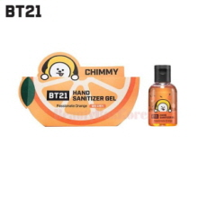 BT21 Hand Sanitizer Gel 40ml,BT21