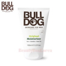 BULL DOG SKINCARE FOR MEN Bull Dog Original Moisturiser 100ml, BULL DOG SKINCARE FOR MEN