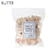 BUTTER SHOP DY Makeup Puffs 100ea,BUTTER SHOP