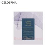 CELDERMA Collagen Fitting Gel Mask 25g*2ea,CELDERMA