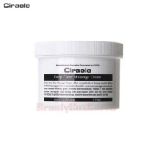 CIRACLE Deep Clear Massage Cream 225ml,CIRACLE