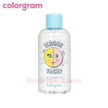 COLORGRAM Whose Face Lip & Eye Remover 220ml,COLORGRAM