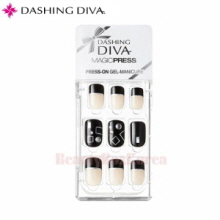 DASHING DIVA Magic Press MDR 083 Wicked Sweet 1set,DASHING DIVA