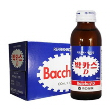 DONG-A Bacchus-D 1Box (100ml*10ea),DONG-A