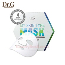 DR.G My Skin Type Mask 4 Step Program 25ml*4ea,Dr. G