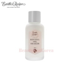 EARTH'S RECIPE Revital Oil Shaker 40ml,EARTH'S RECIPE