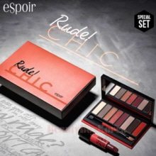 ESPOIR Rude Chic Collection Exclusive Kit 1set,ESPOIR