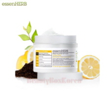 ESSENHERB Witch Hazel 85 Gel Cream Lemon 320ml,essenherb
