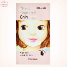 ETUDE HOUSE Black Charcoal Chin Pack,ETUDE HOUSE