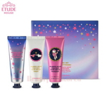 ETUDE HOUSE Colorful Scent Perfume Hand Cream 50m*3ea [Be My Universe Collection],ETUDE HOUSE