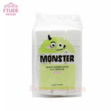 ETUDE HOUSE Monster Cleansing Cotton 408pcs,ETUDE HOUSE