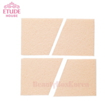 ETUDE HOUSE My Beauty Tool Wedge Puff 4ea,ETUDE HOUSE