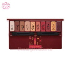 ETUDE HOUSE Play Color Eyes Wine Party 1g*10,ETUDE HOUSE
