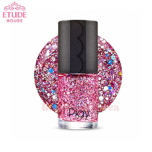 ETUDE HOUSE Play Nail Pearl & Glitter 8ml,ETUDE HOUSE