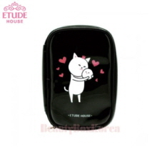 ETUDE HOUSE Sugar and Jam Sweet Pouch Black 1ea,ETUDE HOUSE