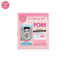 FAITH IN FACE Miss Invisible Pore Pore Tightening Hydrogel Mask 25g,FAITH IN FACE
