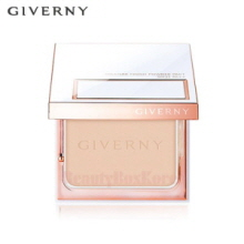 GIVERNY Milchak Finish Powder Pact SPF25 PA++ 14g,GIVERNY