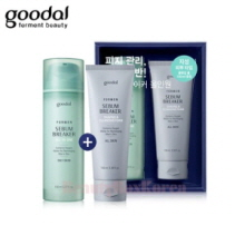 GOODAL Men Sebum Breaker All In One Set 2items (Oily Skin),GOODAL