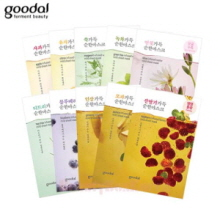 GOODAL Mild Sheet Mask 23ml*10ea,GOODAL