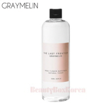 GRAYMELIN Rose Flower Water 85% Natural Toner 500ml,GRAYMELIN