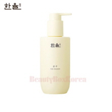 HANYUL Pure Morning Gel Cleanser 200ml, HANYUL