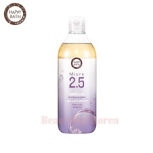 HAPPY BATH Micro 2.5 Micellar Oil In Cleansing Water 400ml,HAPPY BATH