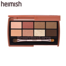 HEIMISH Dailsm Eye Palette Brick Brown 7.5g,HEIMISH