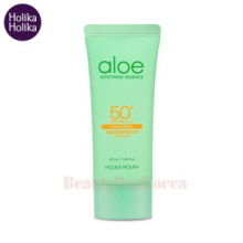 HOLIKA HOLIKA Aloe Waterproof Sun Gel SPF 50+ PA++++ 100ml,HOLIKAHOLIKA