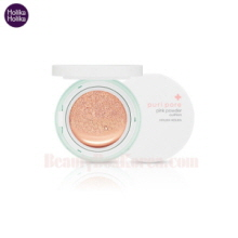 HOLIKA HOLIKA Puri Pore Pink Powder Cushion 15g,HOLIKAHOLIKA