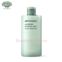 INNISFREE Artichoke Layering Intense Skin 400ml,INNISFREE