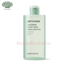 INNISFREE Artichoke Layering Light Skin 400ml,INNISFREE