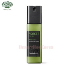 INNISFREE Forest For Men Fresh Lotion 120ml,INNISFREE