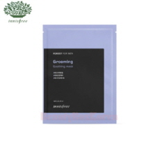 INNISFREE Forest For Men Grooming Soothing Mask 32ml,INNISFREE