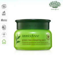 INNISFREE Green Tea Sleeping Pack 80ml,INNISFREE