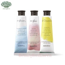 INNISFREE Jeju Life Perfumed Hand Cream 30ml,INNISFREE