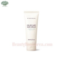 INNISFREE My Hair Recipe Color Care Hair Cream (For Dyed Hair) 100ml,INNISFREE