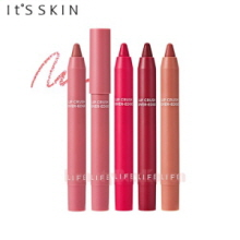 IT'S SKIN Life Color Lip Crush Over-Edge 1.6g,IT'S SKIN