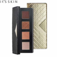 IT'S SKIN It's Top Professional Mono Special Palette 1.8 g*4 / 0.37 g,IT'S SKIN