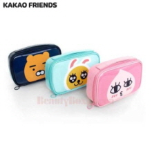 KAKAO FRIENDS Character Enamel Makeup Pouch 1ea,KAKAO FRIENDS