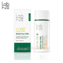 LABNO Cicaloe Relief Sun Milk SPF50+ PA++++ 50ml,LABNOSH