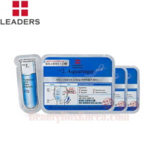 LEADERS 2Step Aquaringer Mask Plus 2ml(ampoule)+25ml(pack) ,Own label brand