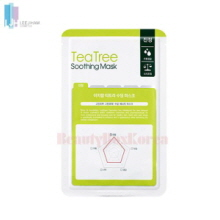 LEEJIHAM Tea Tree Soothing Mask 27ml,LEEJIHAM