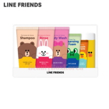 LINE FRIENDS Travel Set 6items,LINE FRIENDS