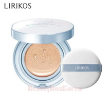 LIRIKOS Marine UV Water Cushion EX Natural SPF50+ PA+++ 15g*2ea,LIRIKOS