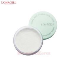 LOHACELL Mineral Airize No Sebum Powder 10g,LOHACELL