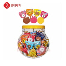 LOTTE Rollipop Line Friends 660g(60ea),LOTTE