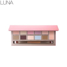 LUNA Runway City Collection Paris Eye Palette 11.9g,LUNA